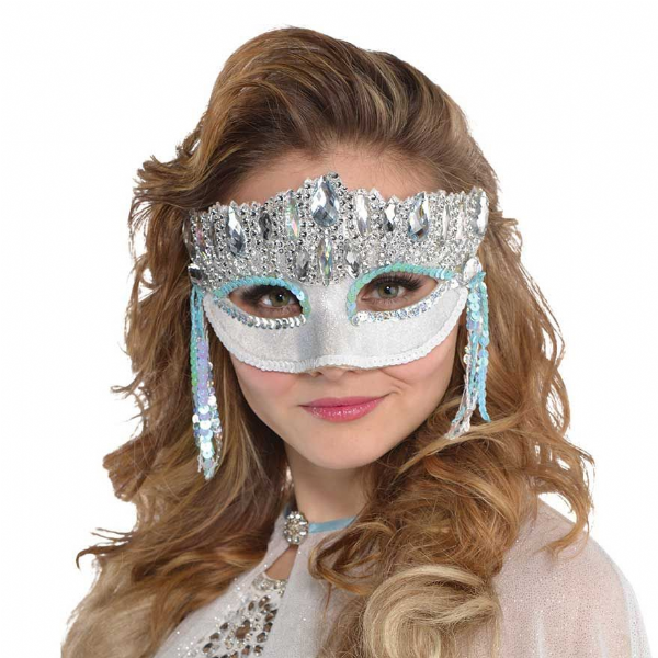 Ice Fairy Crystal Sparkle Mask (Coming Soon)
